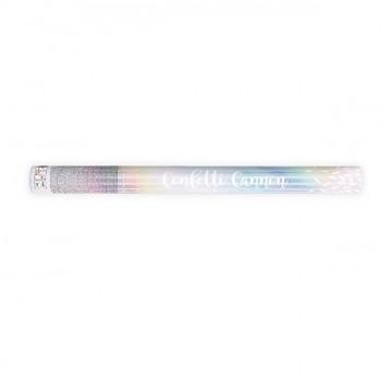 Cañon Confeti Centelleante 60 cm (1 ud)