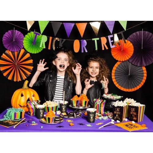 Abanicos Halloween (6 uds)