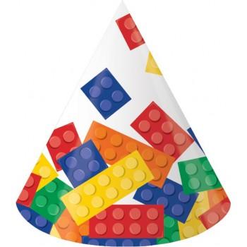 Gorros Block Party (8 uds)