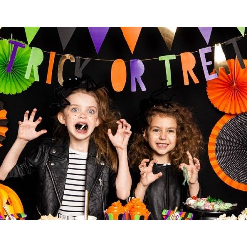 """Banner """"Trick or Treat"""" (1 ud)"""