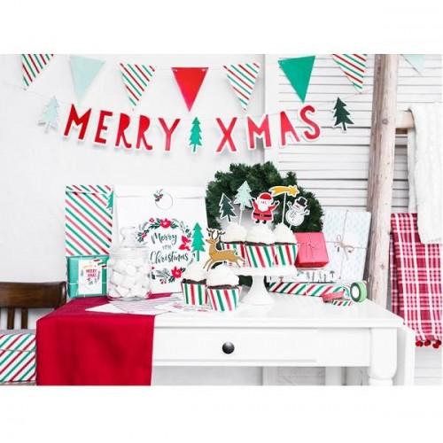 "Guirnalda ""Merry Xmas"" (1 ud)"