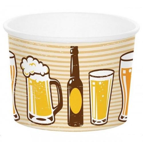 Tarrinas Cheers & Beers (6 uds)
