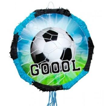 Piñata Goool redonda (1 ud)