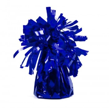 Peso Globo Azul royal (1 ud)