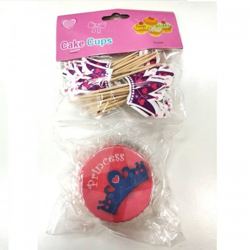 Kit Cupcakes Princesas