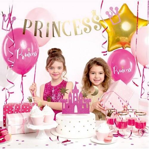 Topper para tarta de Princesas